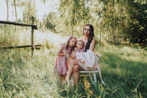 Sesja dziecięca, rodzinna – plener